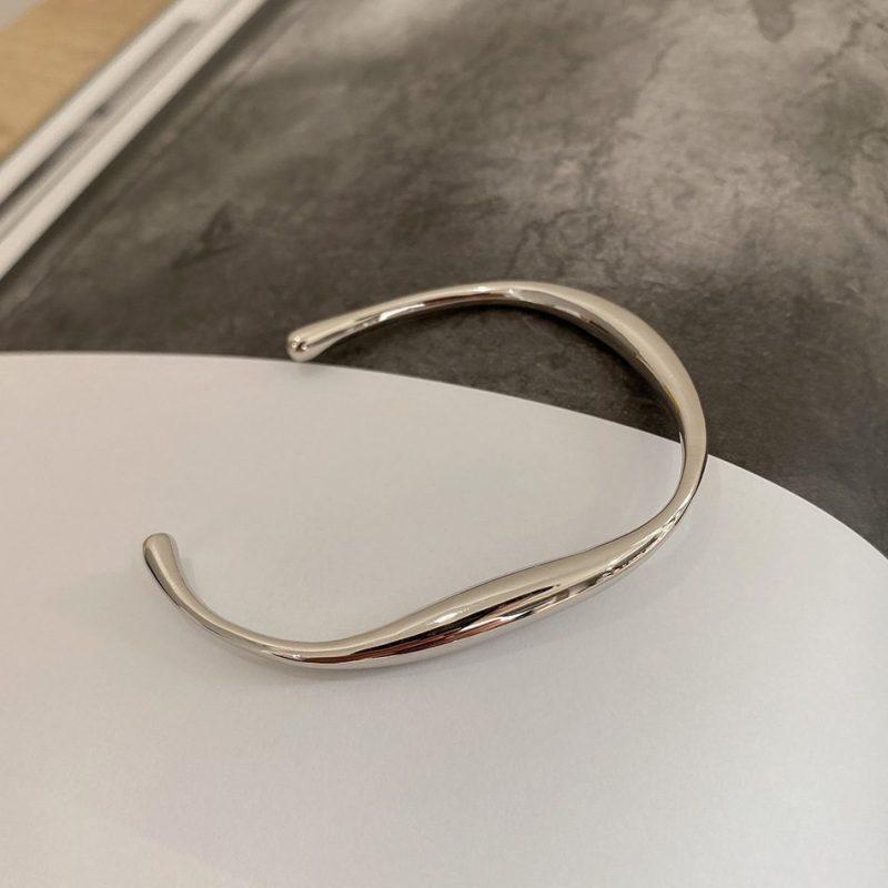 Vòng tay Lắc tay bạc 925 nguyên khối 11296124-05