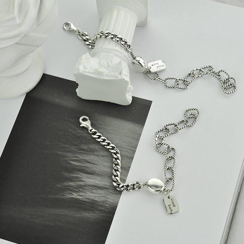 Lắc tay Vòng tay bạc dạng chuỗi LILI_487256-03