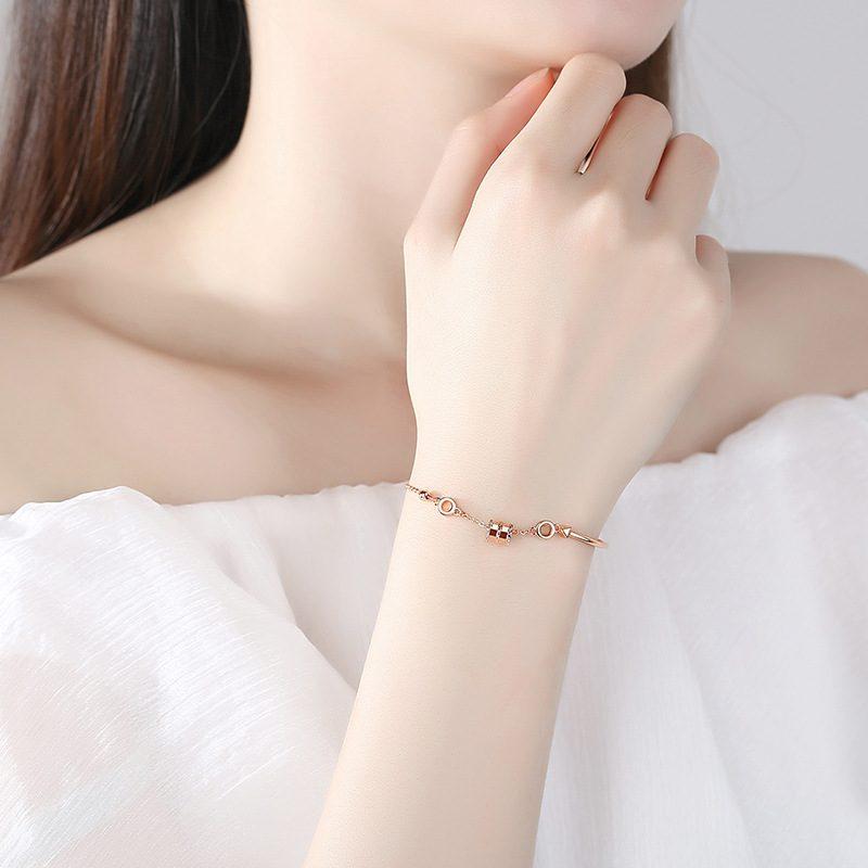 Lắc tay Vòng tay bạc dạng chuỗi LILI_576583-03