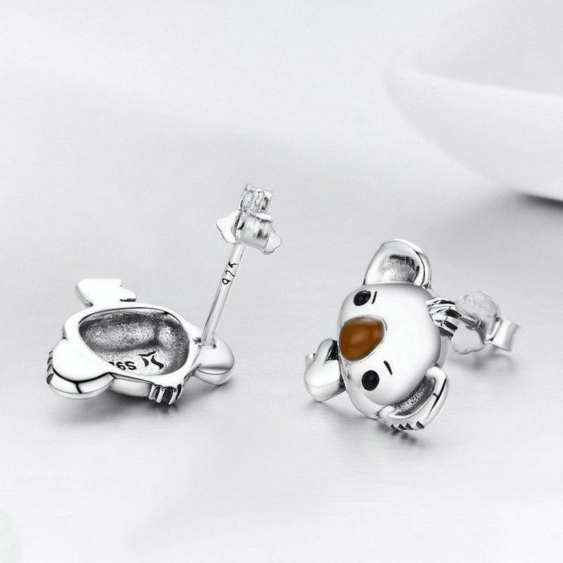 Bông tai bạc hình chú chuột dễ thương LILI_592839-03
