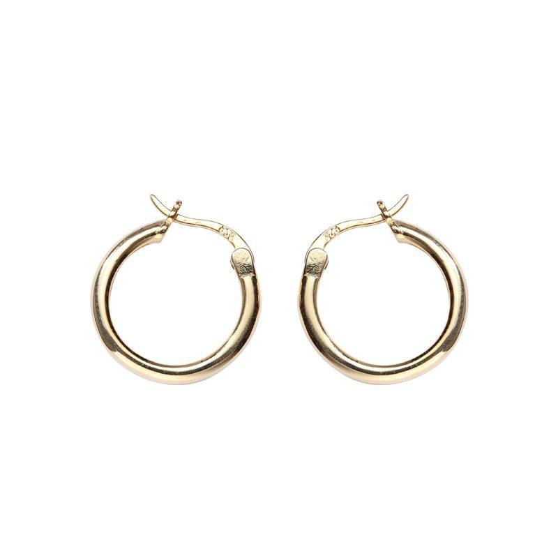 Bông tai bạc mạ vàng Teen Top LILI_577818-03