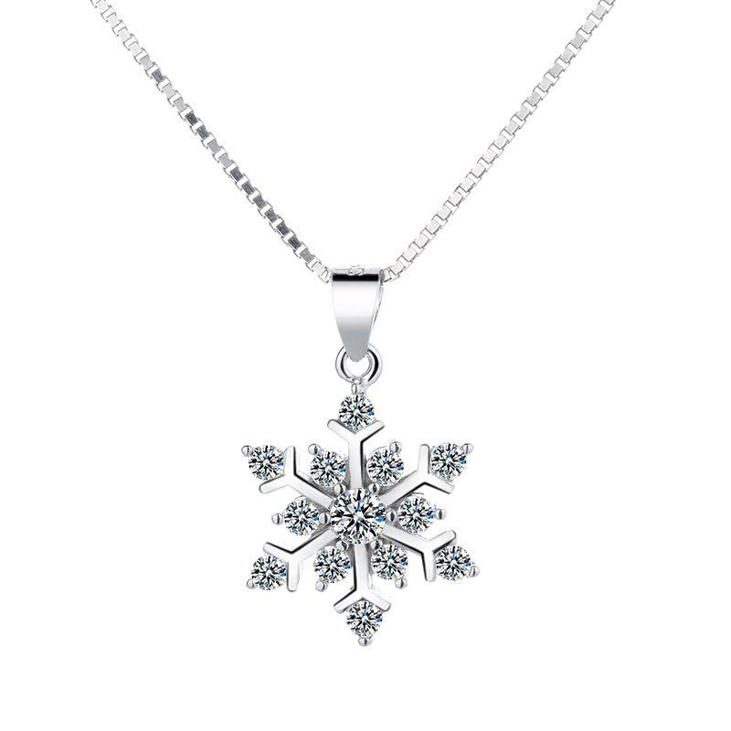 Dây chuyền bạc bông tuyết LILI_238195-5