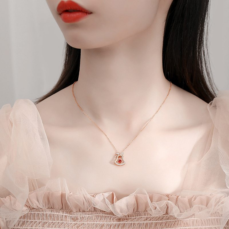 Dây chuyền bạc chuông nữ LILI_422529-5