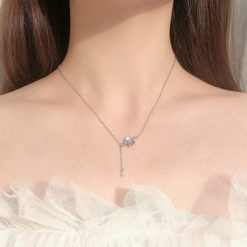 Dây chuyền bạc đá Aurona LILI_457839-1