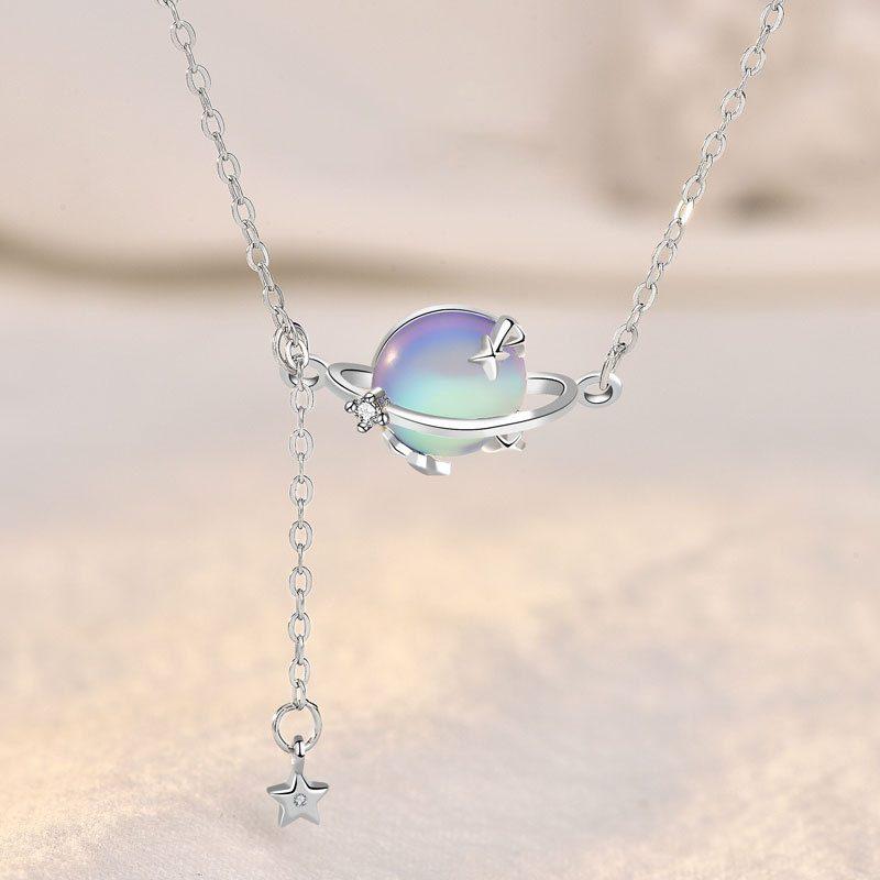 Dây chuyền bạc đá Aurona LILI_457839-2