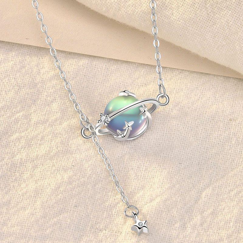 Dây chuyền bạc đá Aurona LILI_457839-4