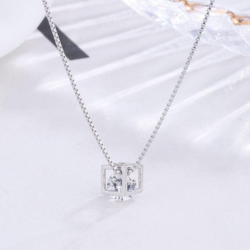 Dây chuy�n bạc khối hộp đá Zircon LILI_435637-1