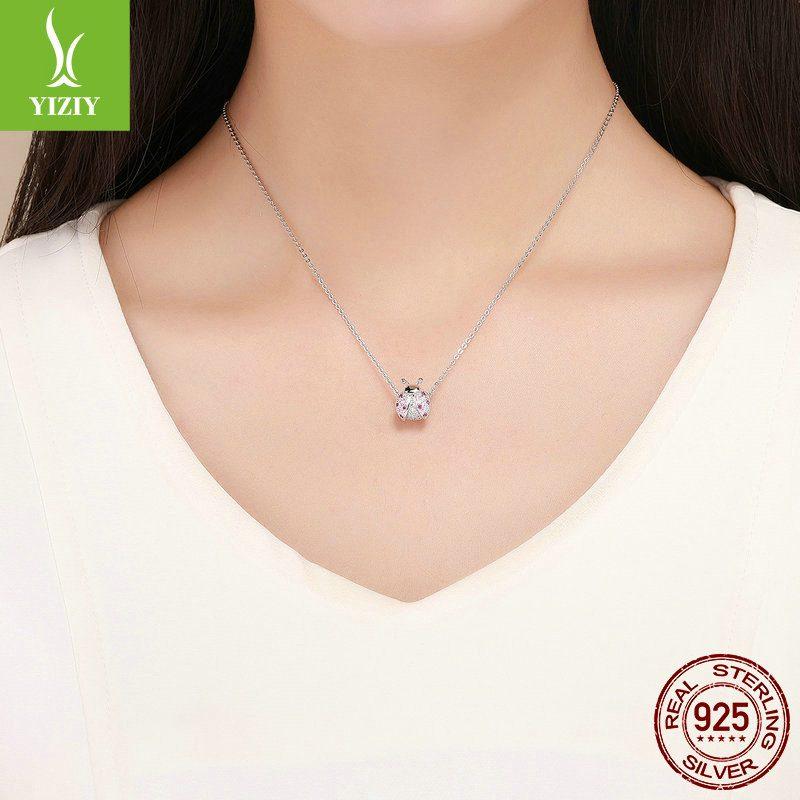 Hạt charm bạc mạ bạch kim xỏ DIY hình chú bọ hung LILI_766342-04