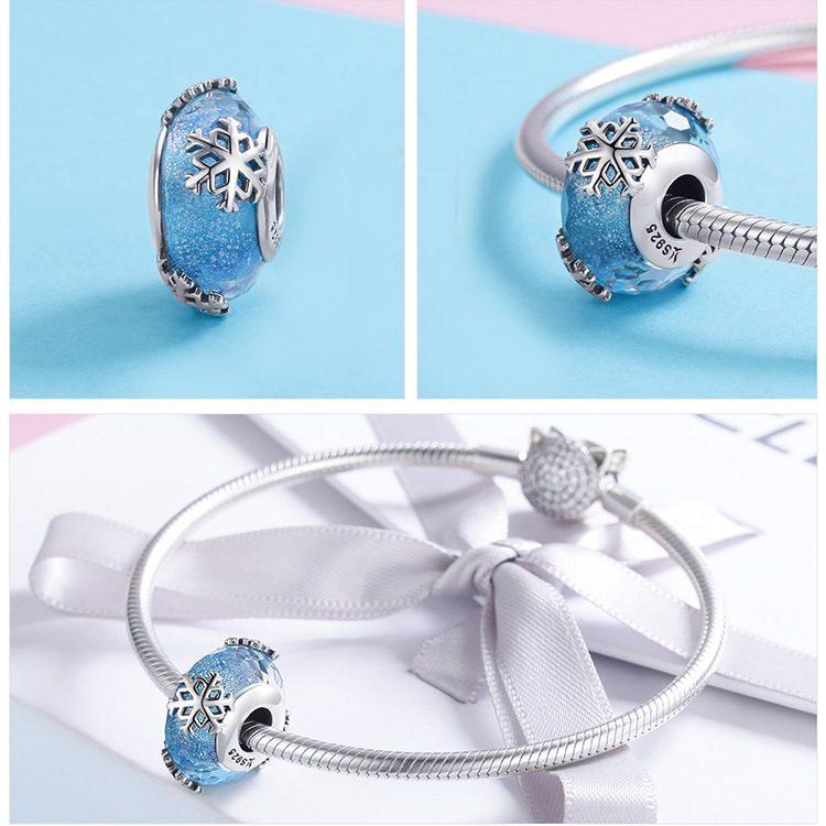 Hạt charm bạc xỏ DIY 4 mùa LILI_836486-01