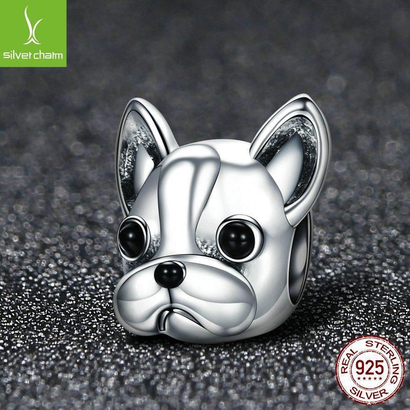 Hạt charm xỏ DIY hình chú chó đáng yêu LILI_341267-04