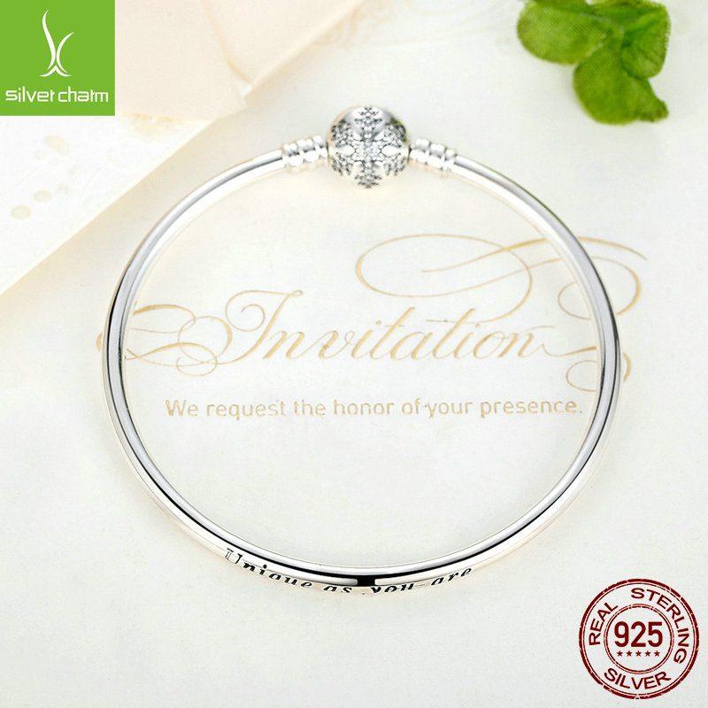 Lắc charm bạc đính đá Zircon LILI_112534-01