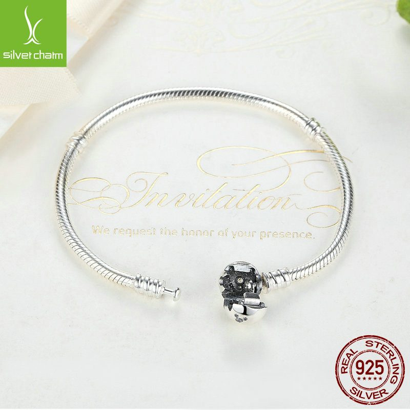 Lắc charm bạc đính đá Zircon LILI_112534-03