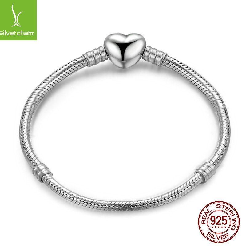 Lắc charm bạc đính đá Zircon LILI_112534-09