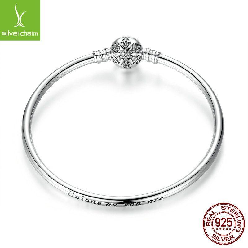 Lắc charm bạc đính đá Zircon LILI_112534-10