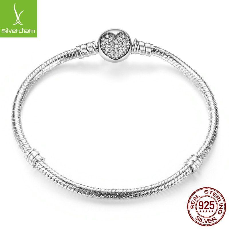 Lắc charm bạc đính đá Zircon LILI_112534-12