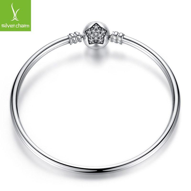 Lắc charm bạc đính đá Zircon LILI_112534-13
