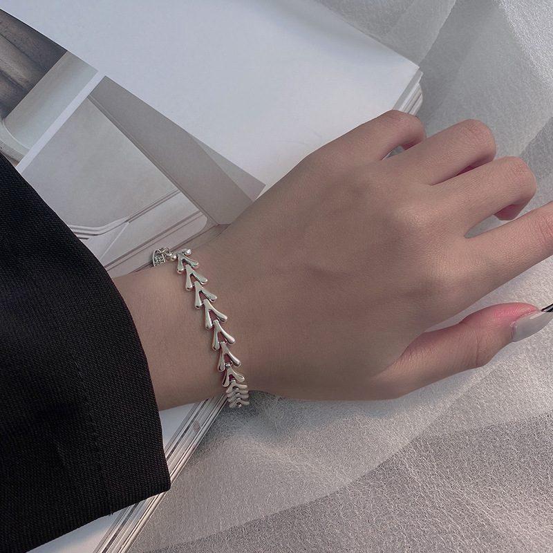 Lắc tay Vòng tay bạc dạng chuỗi Style Of Me LILI_884927-01