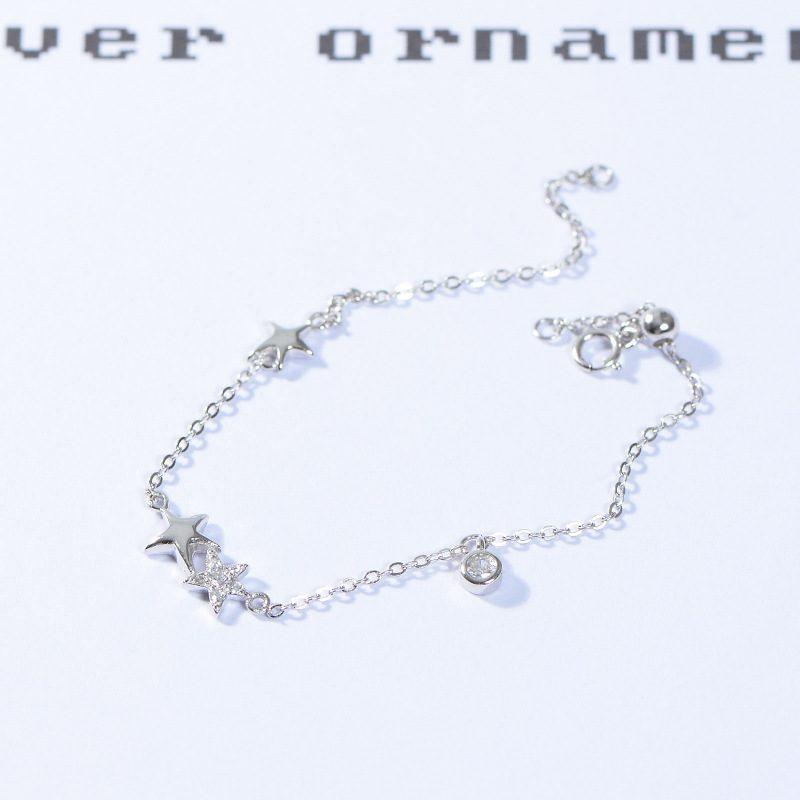 Lắc tay Vòng tay bạc hình con sao biển LILI_376462-03