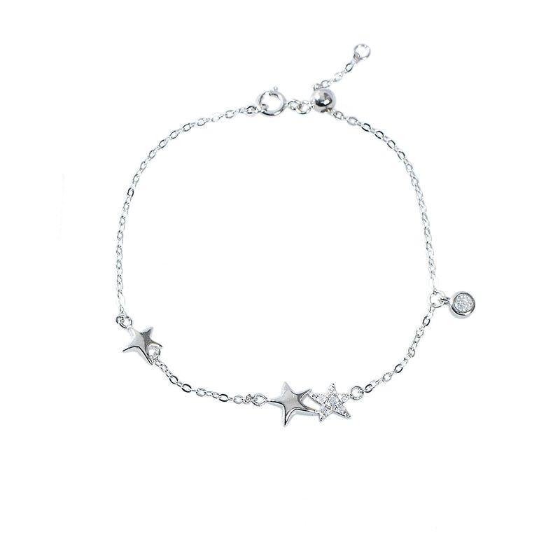 Lắc tay Vòng tay bạc hình con sao biển LILI_376462-05