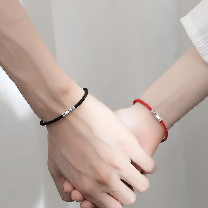 Lắc tay Vòng tay bạc theo cặp LILI_554817-03