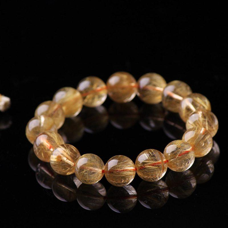 Lắc tay Vòng tay thạch anh tóc vàng LILI_378476-03