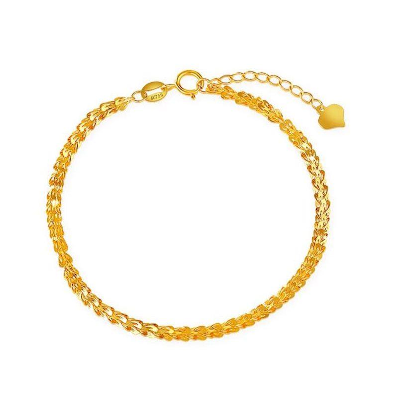 Lắc tay Vòng tay vàng 18k dạng chuỗi LILI_684222-05