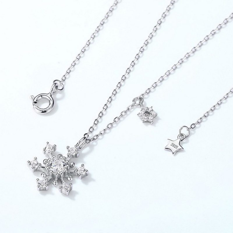 Dây chuyền bạc bông tuyết LILI_932843-1