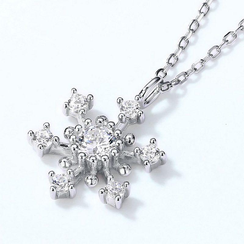 Dây chuyền bạc bông tuyết LILI_932843-2