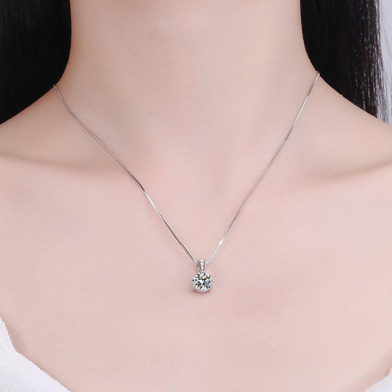 Dây chuyền bạc đính đá Zircon LILI_845656-4