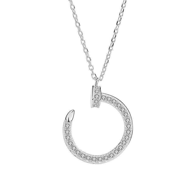 Dây chuyền bạc mạ vàng LILI_412716-4
