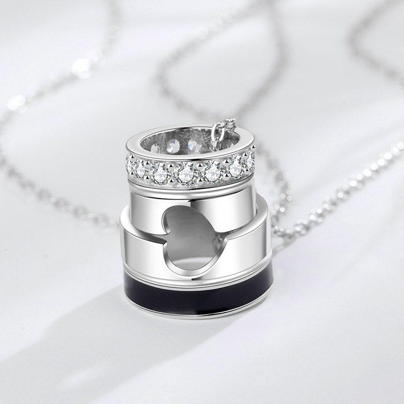 Dây chuyền bạc nhẫn cặp đôi LILI_452933-2