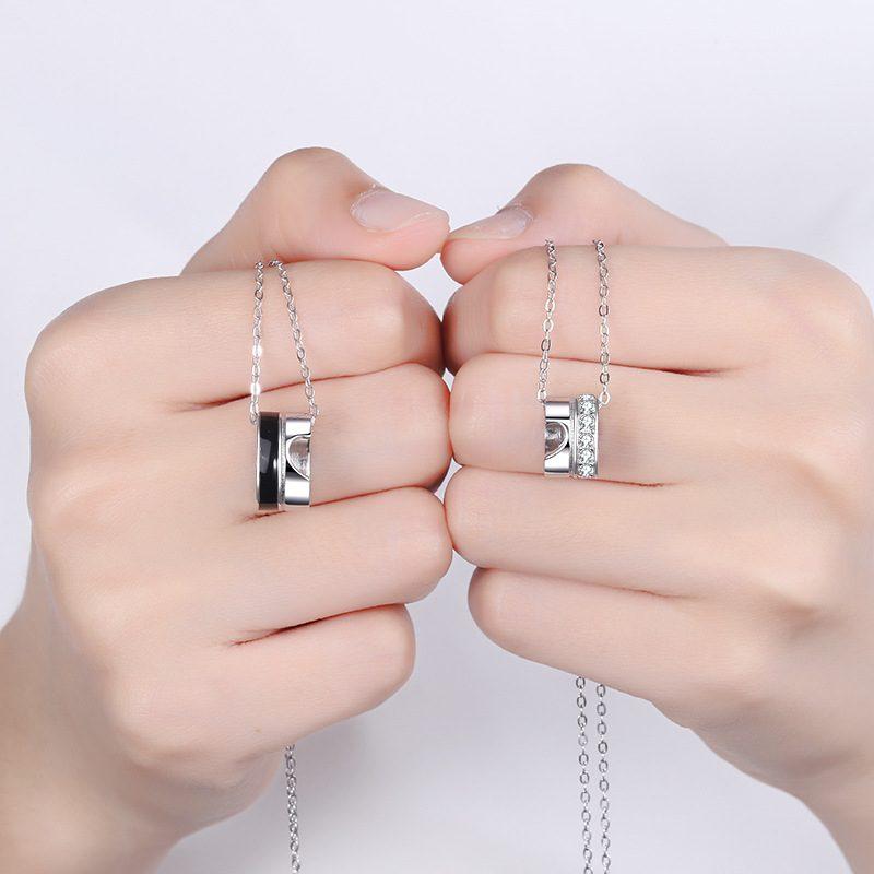 Dây chuyền bạc nhẫn cặp đôi LILI_452933-3