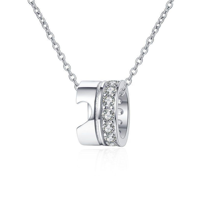 Dây chuyền bạc nhẫn cặp đôi LILI_452933-5