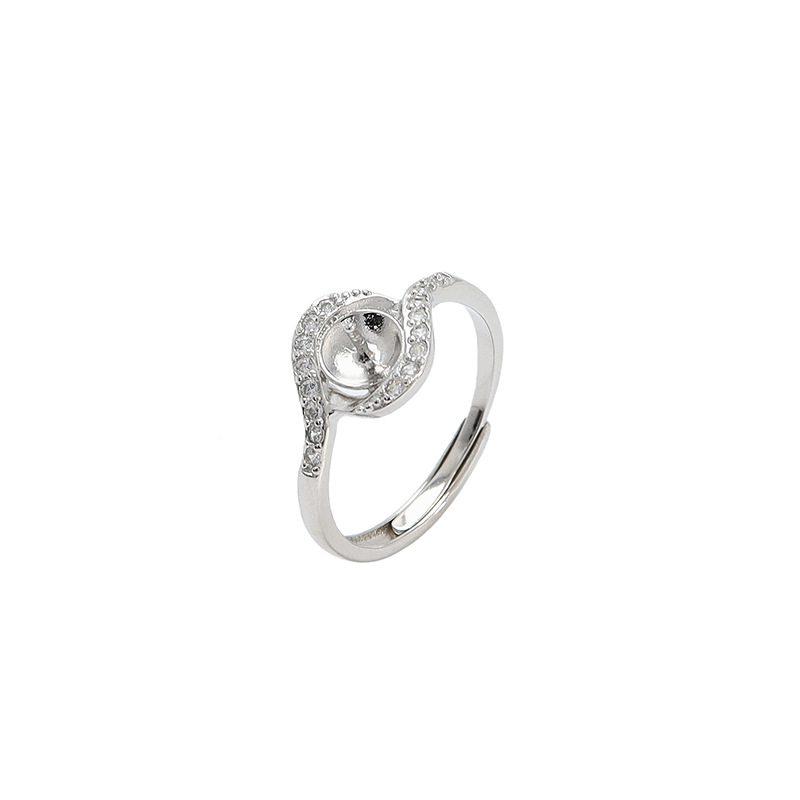Nhẫn bạc đính ngọc trai Beach Pearl LILI_351532-02