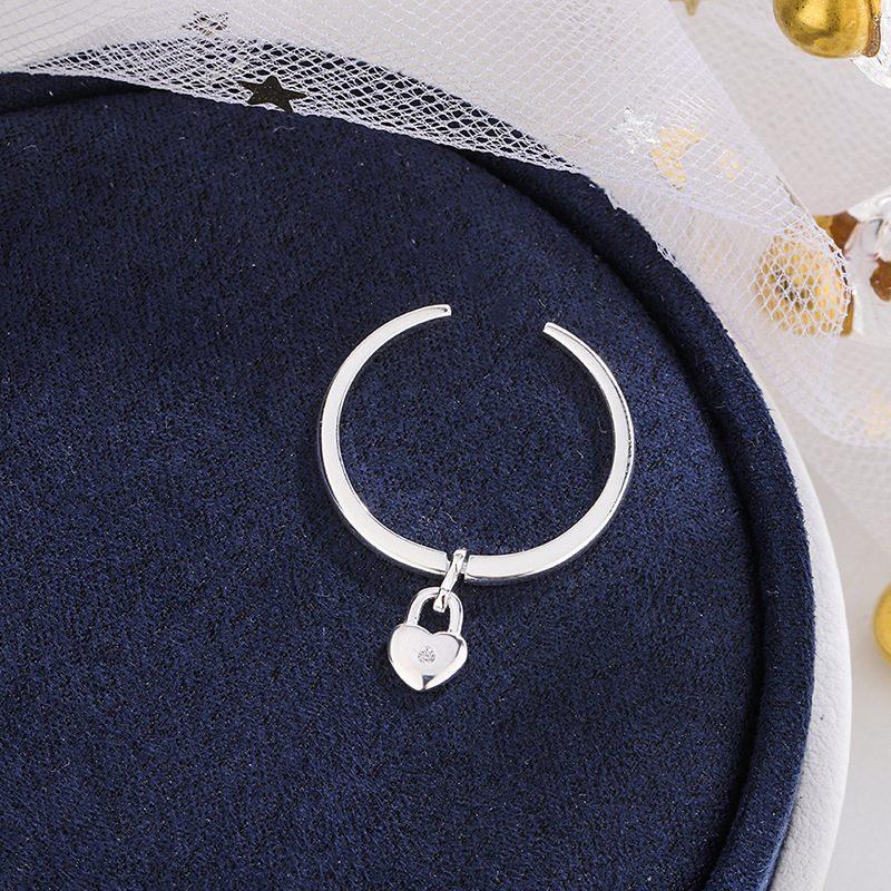 Nhẫn bạc hình trái tim LILI_642155-01