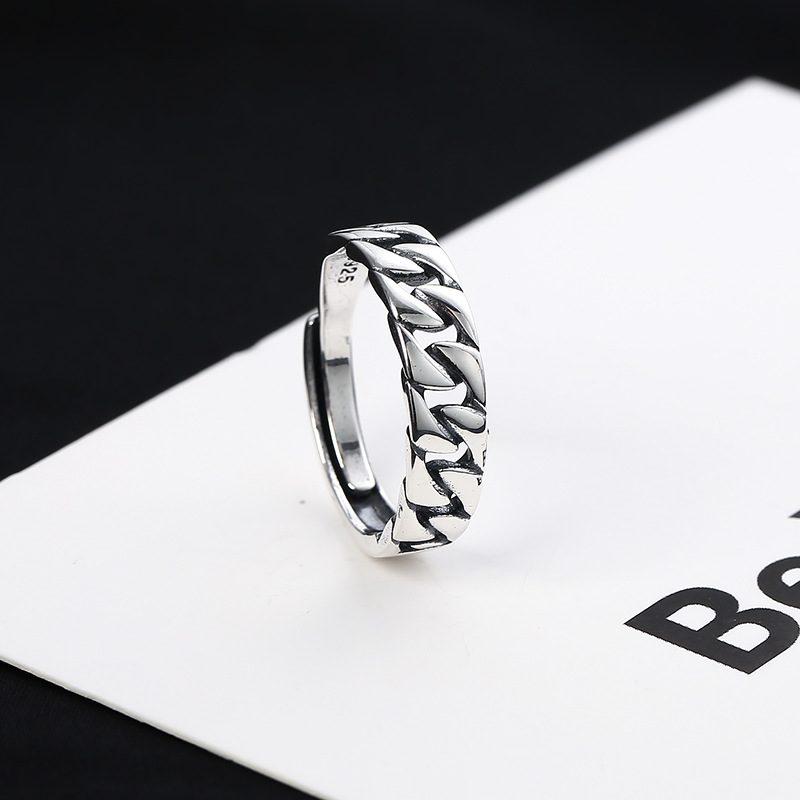 Nhẫn bạc hình vòng xoắn LILI_855423-03