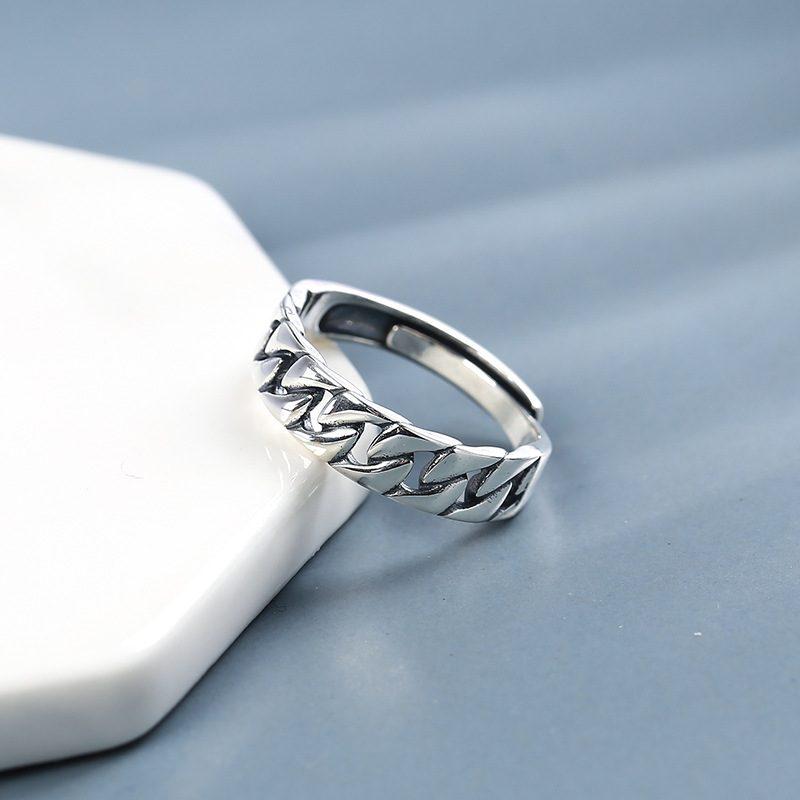 Nhẫn bạc hình vòng xoắn LILI_855423-04