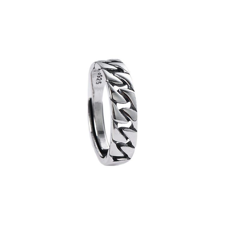 Nhẫn bạc hình vòng xoắn LILI_855423-05
