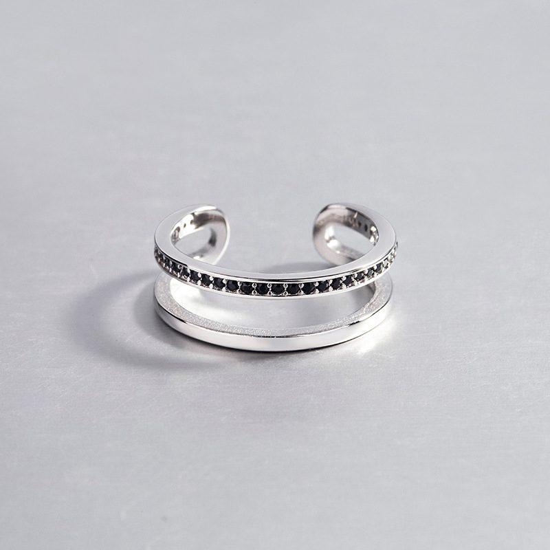 Nhẫn bạc mạ bạch kim So Ciu LILI_725431-01