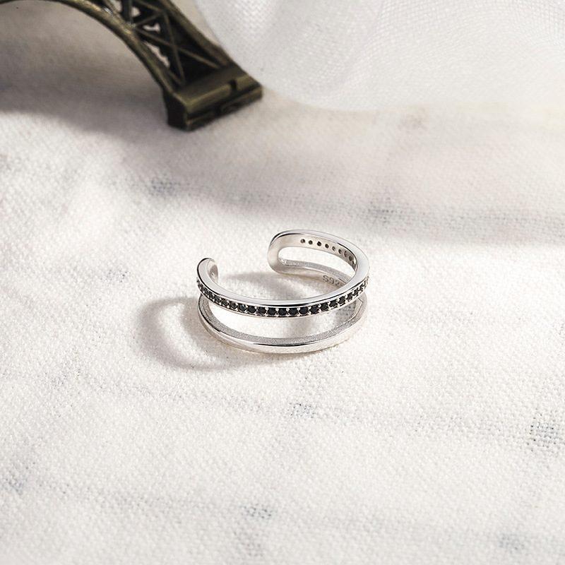 Nhẫn bạc mạ bạch kim So Ciu LILI_725431-02