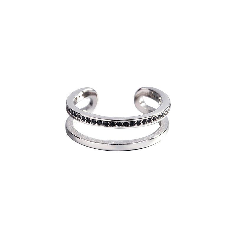 Nhẫn bạc mạ bạch kim So Ciu LILI_725431-05