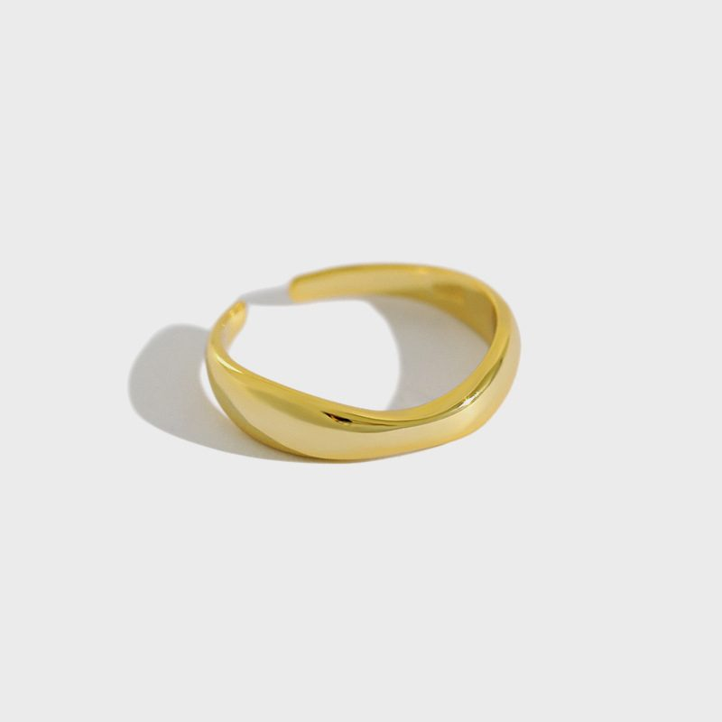 Nhẫn bạc mạ vàng Phoenix LILI_954351-01