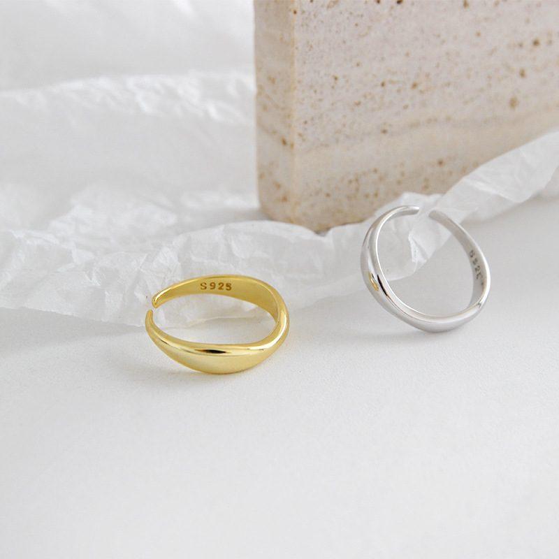 Nhẫn bạc mạ vàng Phoenix LILI_954351-02