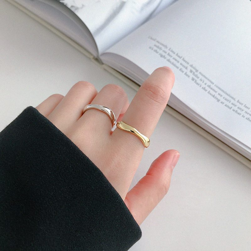 Nhẫn bạc mạ vàng Phoenix LILI_954351-03