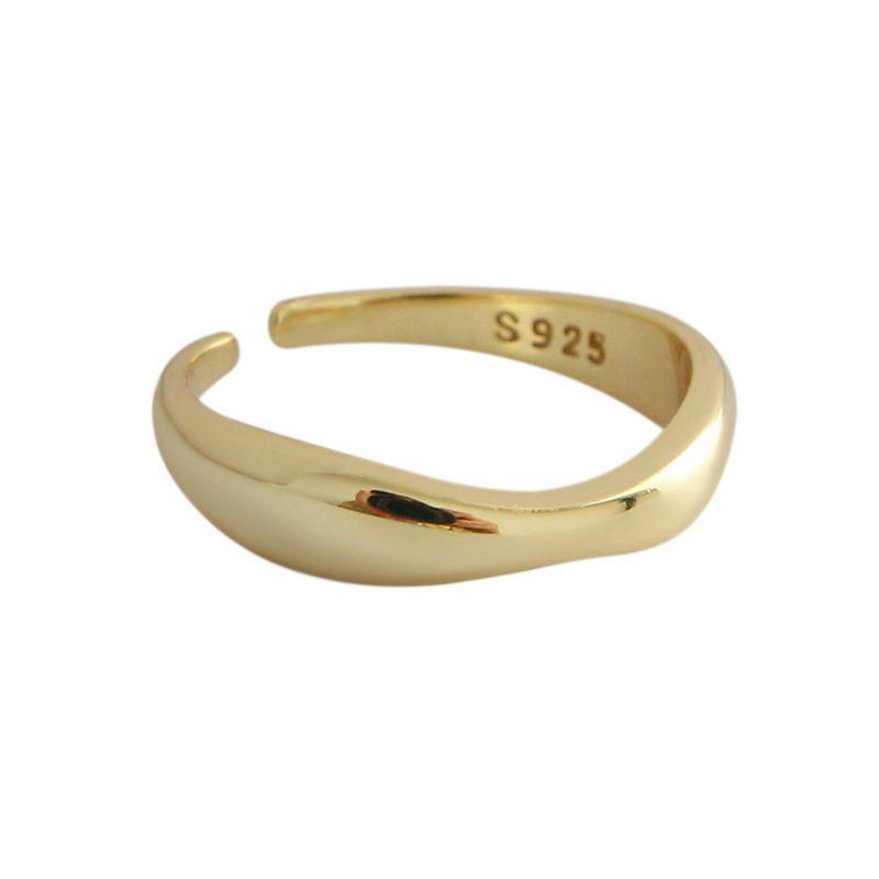 Nhẫn bạc mạ vàng Phoenix LILI_954351-05