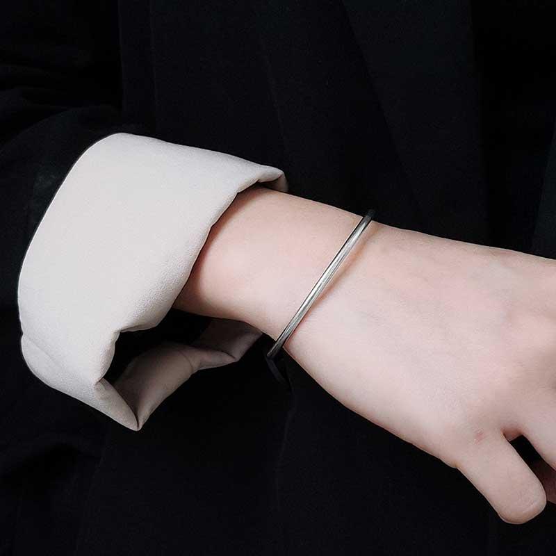 Vòng tay Lắc tay bạc Tiffany Love LILI_476655_1